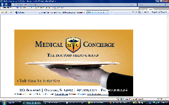medical concierge medcrx.com